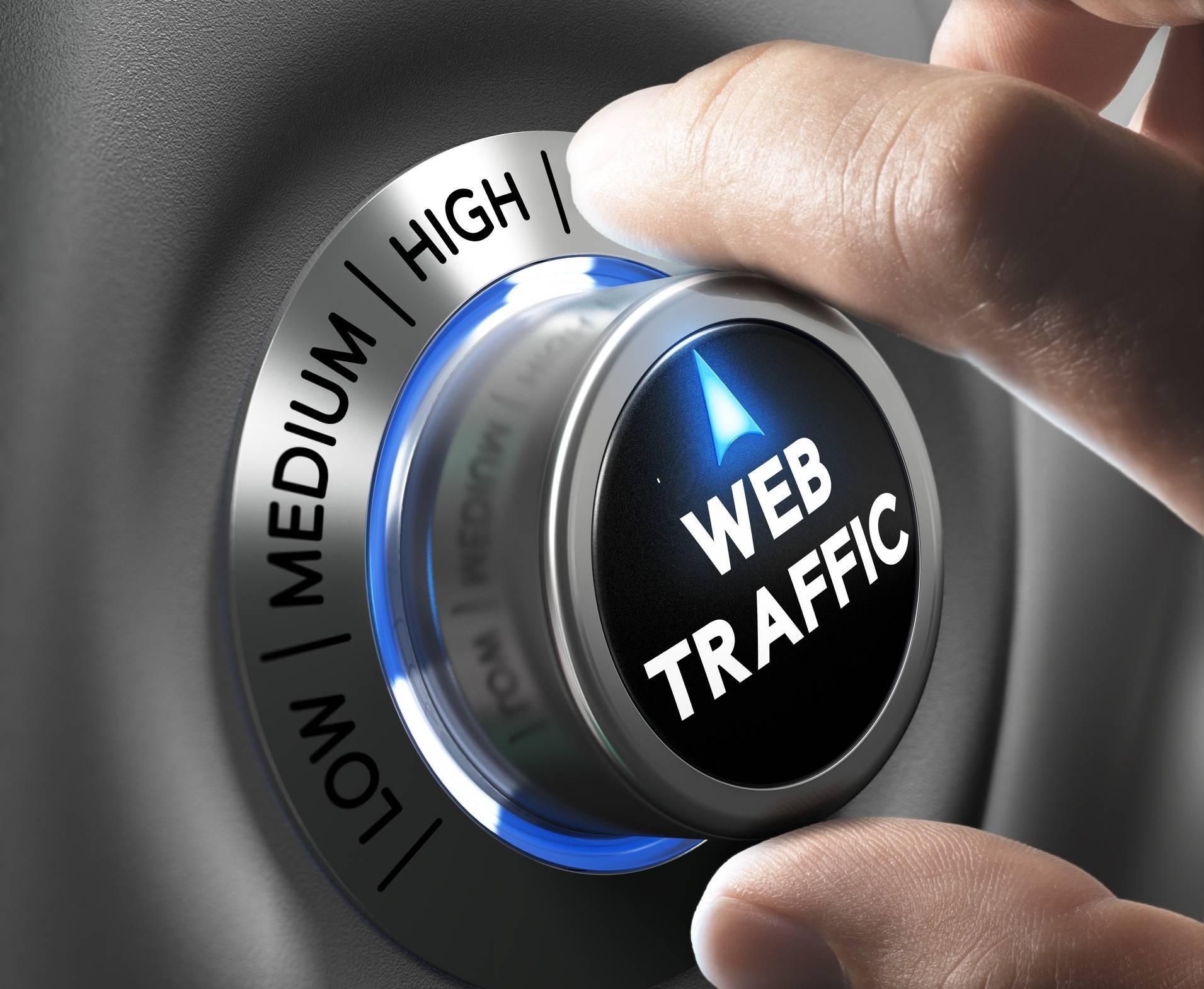 optimisation du trafic grâce au seo