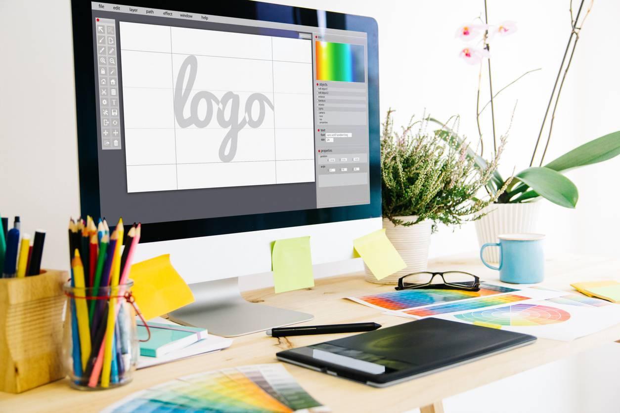 création logo d'entreprise