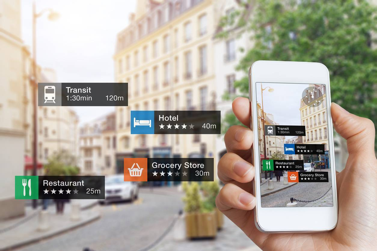 application digitalisation commerce
