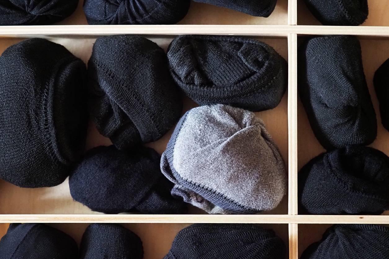 chaussettes personnalisées cadeau d'entreprise pas cher