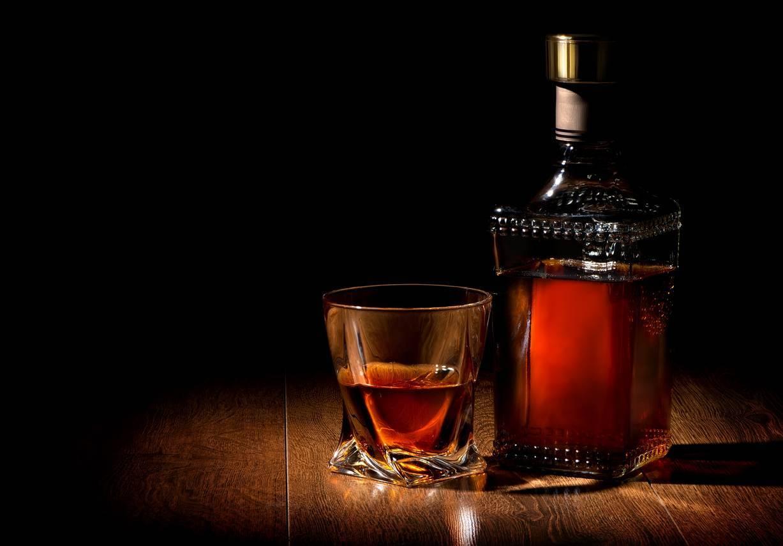 bouteille cognac